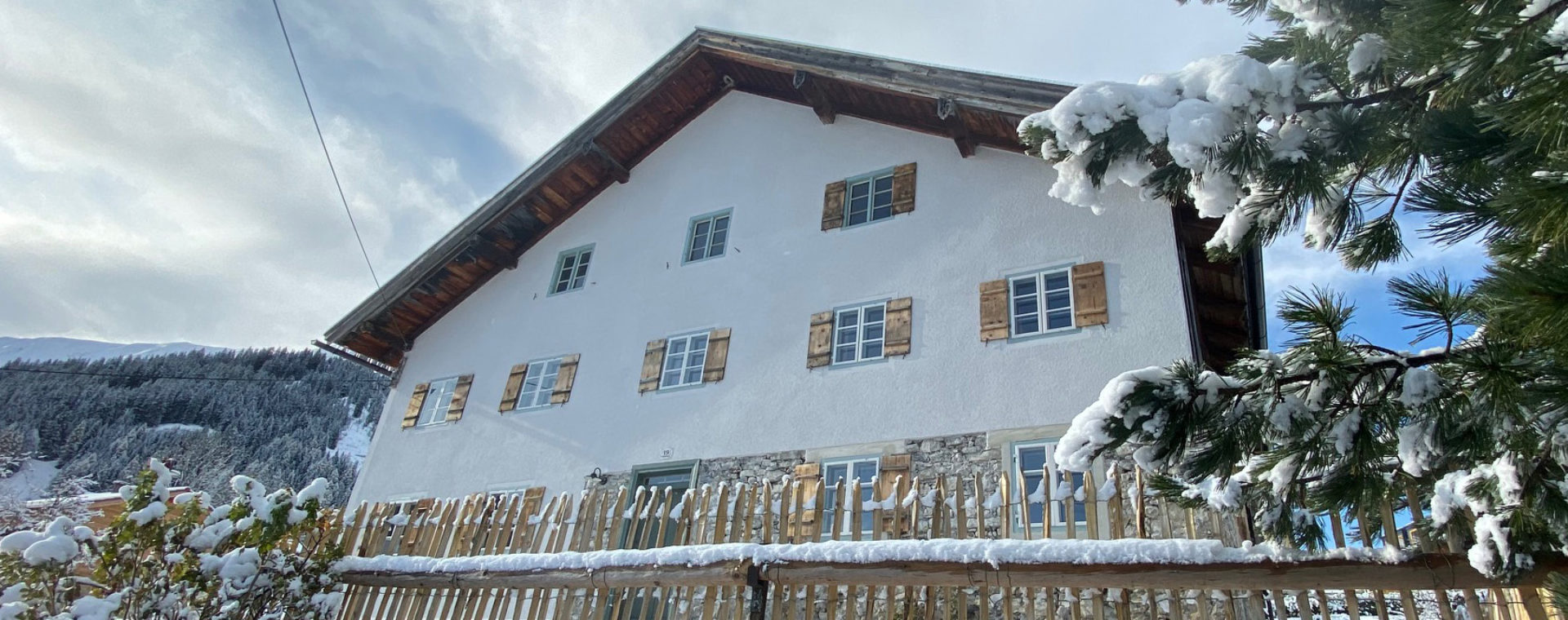 Ferienhaus Berwang Neunzehn